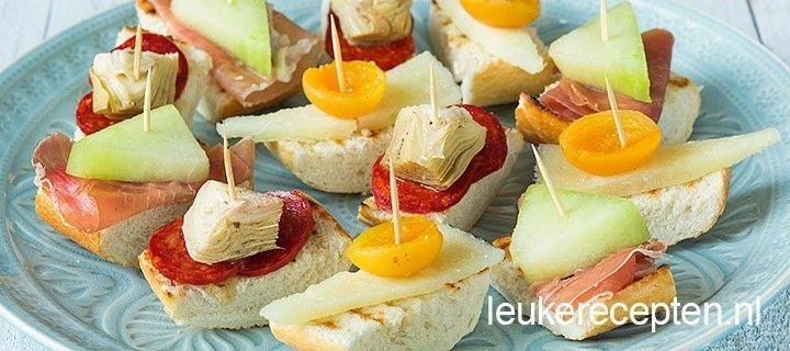 Deze 3 belegde geroosterde broodjes zijn echt een feestje op je bord en binnen een paar tellen klaar