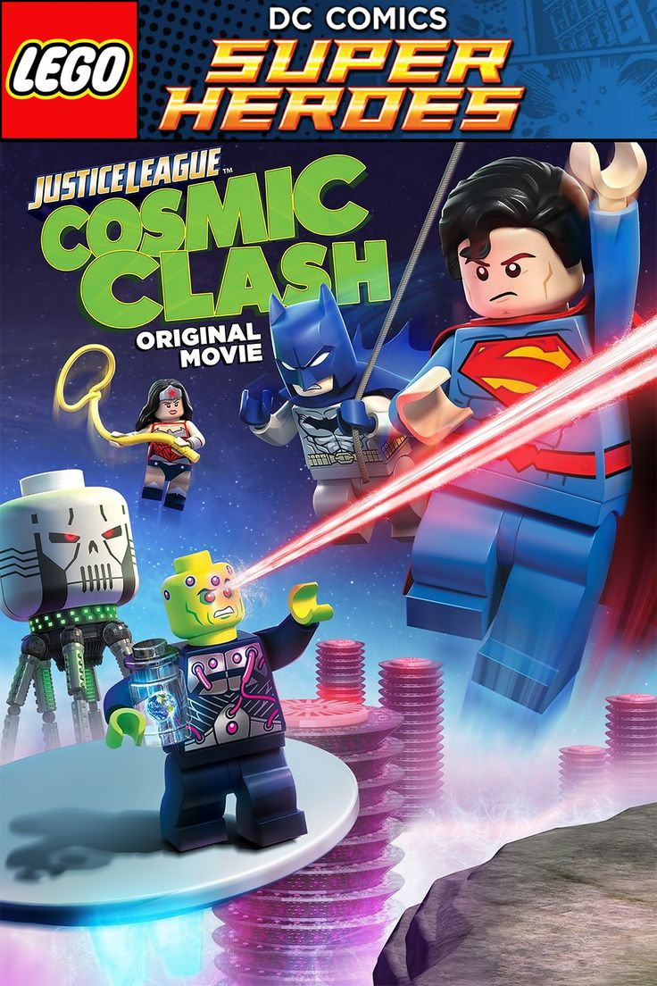 LEGO DC Comics Super Heroes: Justice League: Cosmic Clash  Full Movie. Click Image To Watch LEGO DC Comics Super Heroes: Justice League: Cosmic Clash 2016