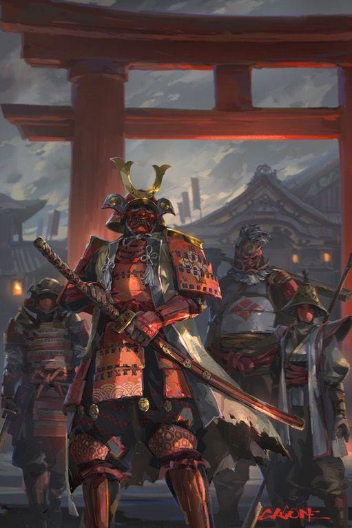 shengyi sun | Fan Art Of The by Shengyi Sun. : ImaginaryWarriors