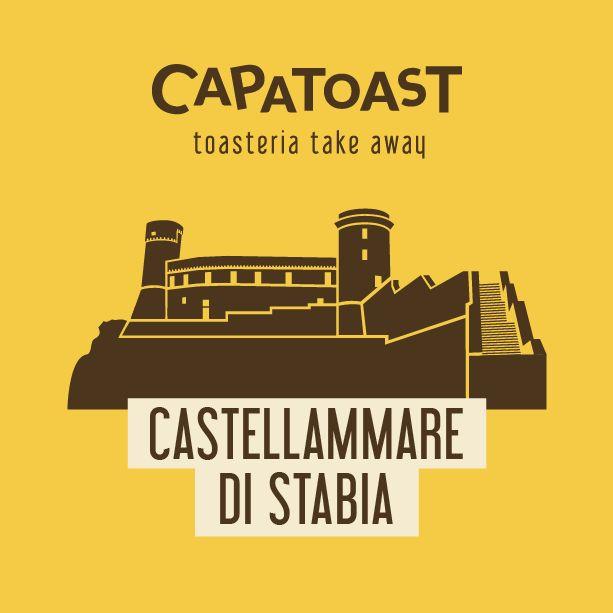 Capatoast la prima Toasteria in Italia, l'originale, è arrivata a CASTELLAMMARE! 🍞😍 Vieni a gustarci, siamo in Corso Garibaldi, 70; scopri di più sul sito www.capatoast.it