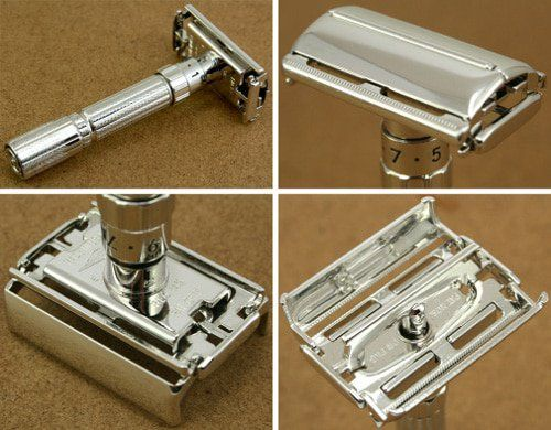 Restore your vintage razors to get the manliest shave possible. Here's how to do it.