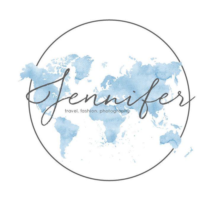 Best 25 map logo ideas on pinterest logo branding hexagon area business logo design hand drawn logo whimsical logo travel blog logo photography logo watercolor logo travel gumiabroncs Images