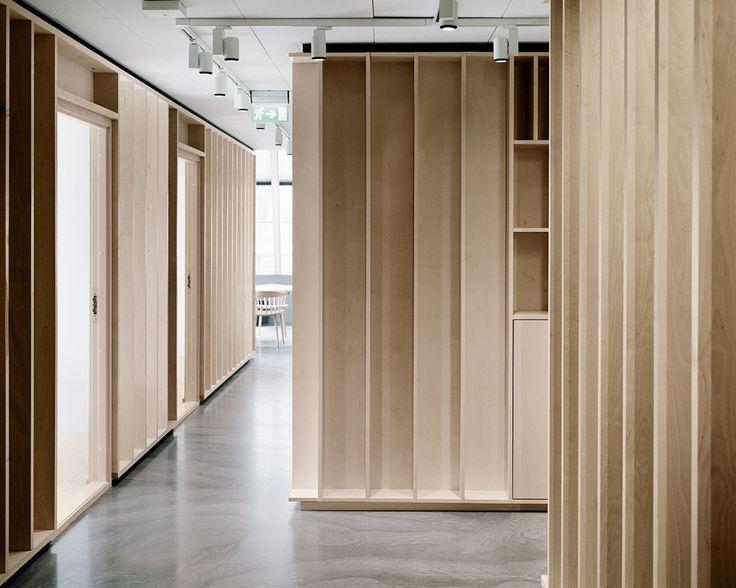 Eriksen Skajaa Architects, Arkitekturfotograf Rasmus Norlander · Bergen International Festival · Divisare