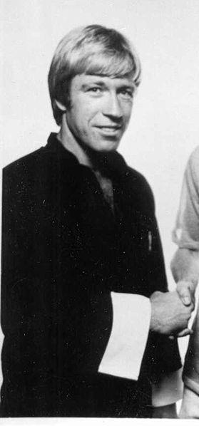 Chuck Norris #AscendentKoziorozec #CapricornAscendant