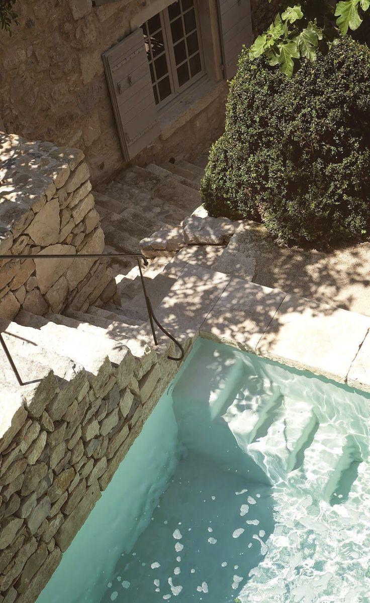 Blog Déco nordique - Mas de charme en Provence...