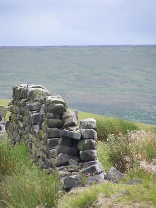Moors at Haworth, Yorkshire