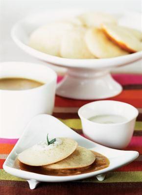 Resep Kue Serabi Kinca Durian