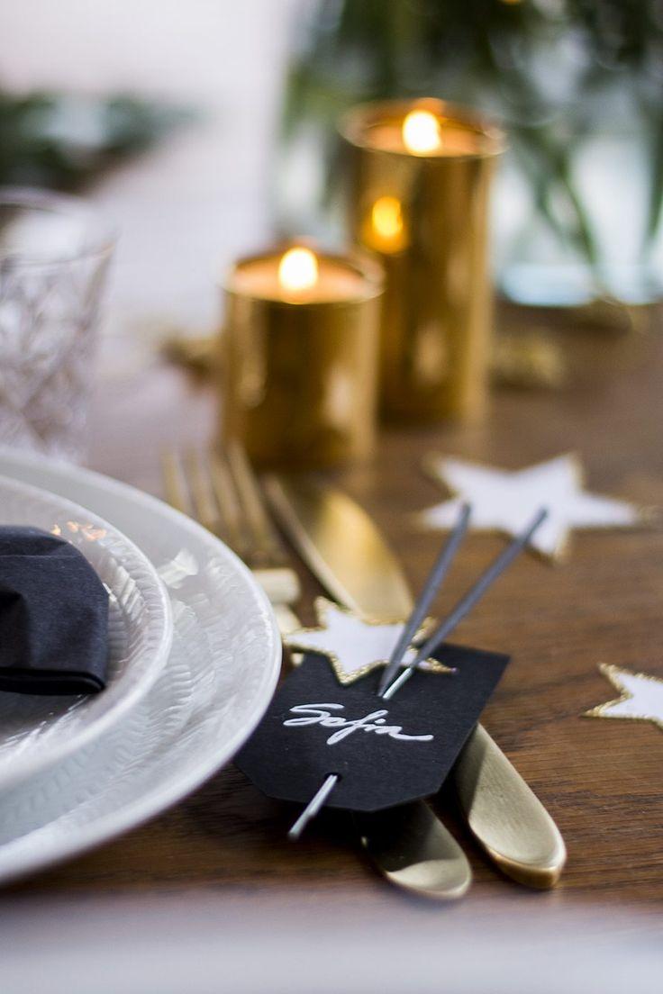 5 tips som sätter pricken över i:t på nyårsdukningen! – Husligheter