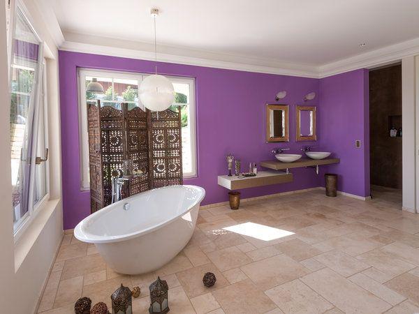 37 besten Bad mit Naturstein-Fliesen Bilder auf Pinterest - ferienhaus 4 badezimmer