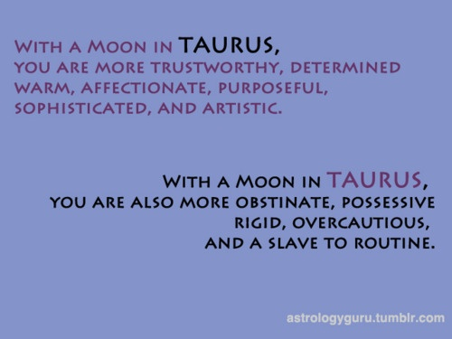 I'm a Scorpio sun sign, Aquarius rising and Taurus Moon