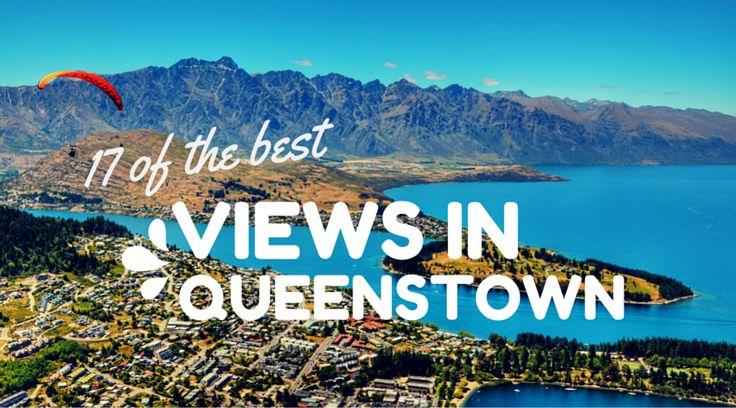 17 of the Best Views in Queenstown, New Zealand - www.theadventureiscalling.com