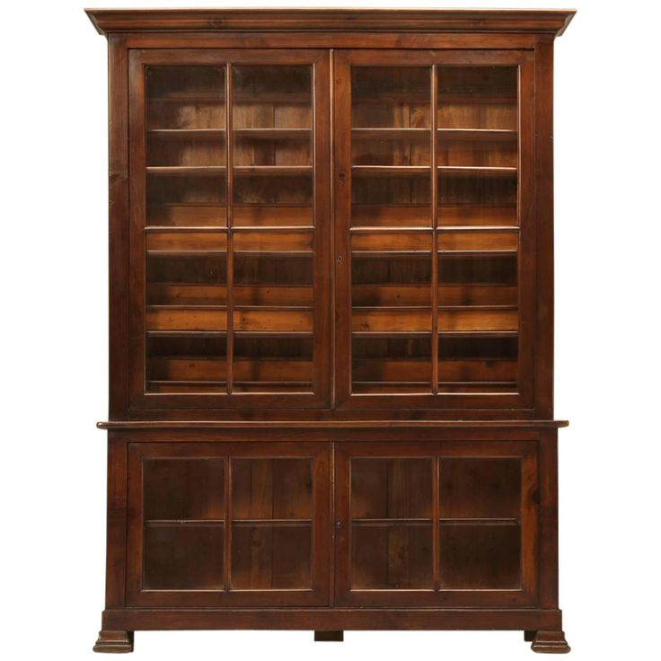 French Vitrine Or Specimen Cabinet Circa 1891 Furniture