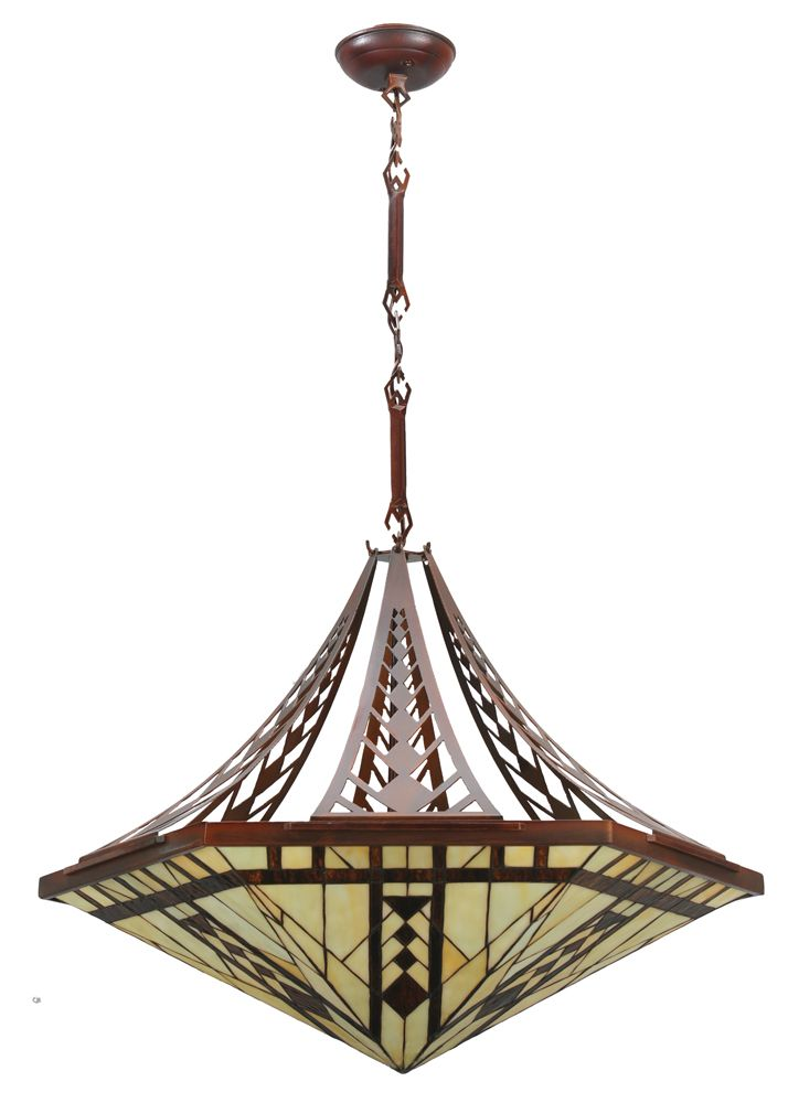 The 133 best mission asian pendant lighting images on pinterest mission lodge southwest 27 inch sonoma inverted pendant by meyda lighting 115997 aloadofball Image collections