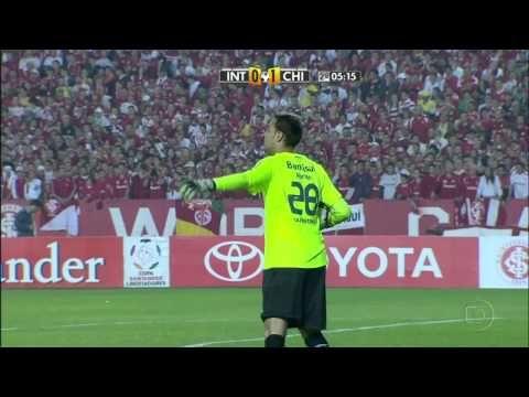 JOGO COMPLETO EM HD - INTERNACIONAL 3x2 Chivas - Final Libertadores 2010 - GLOBO - YouTube