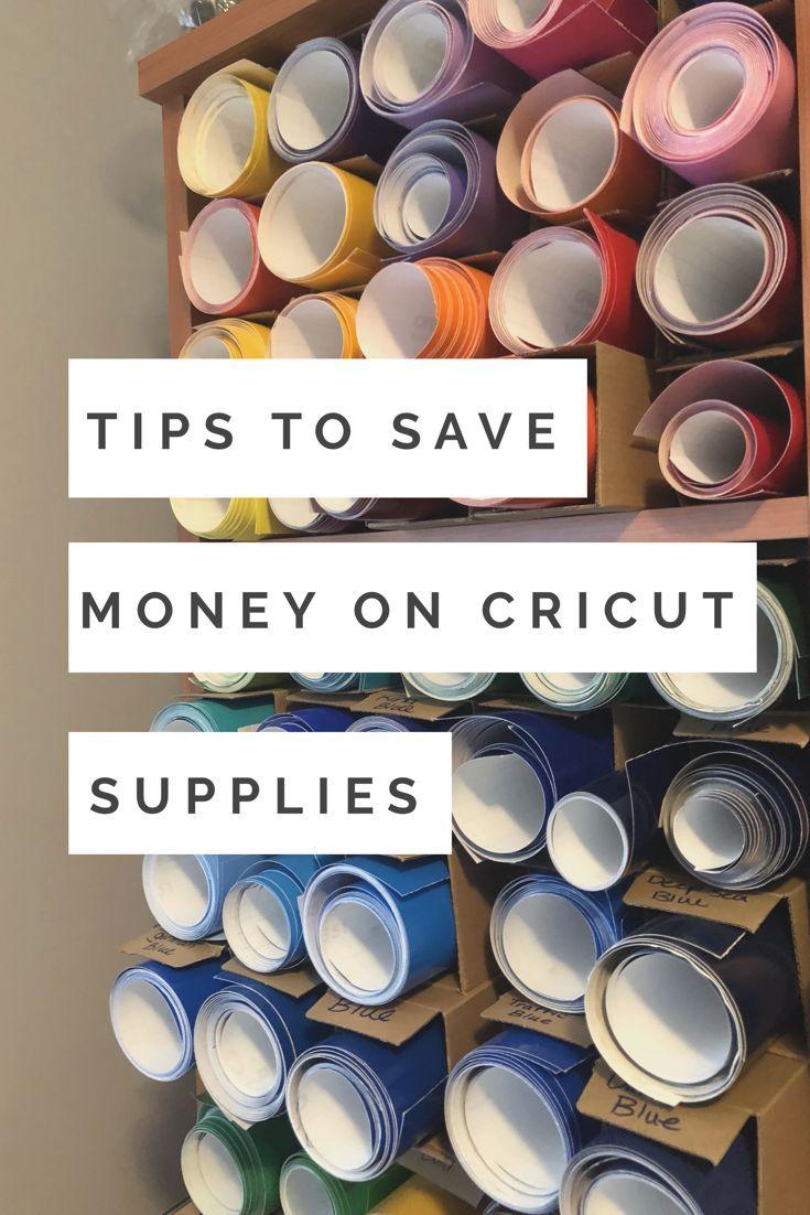 Tips and Hacks for Saving Money on Cricut, Cameo, and Silhouette Supplies – – Jen Sadlowski Swanson