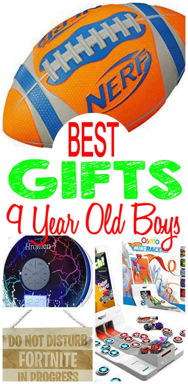 Gifts 9 Year Old Boys 10 Year Old Gifts Christmas Gifts For 10 Year Olds Tween Boy Gifts