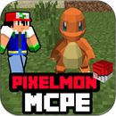 Download Pixelmon MOD MCPE 0.14.0:        Are you insane dose not work can,t get in it so if u can help I will keep it  Here we provide Pixelmon MOD MCPE 0.14.0 V 1.2 for Android 4.0++ Pixelmon Mod for Minecraft PE of many things from the show, including Pokemon, gym badges, and battling. A fun feature of Pixelmon Mod for...  #Apps #androidgame #ProSoftInc  #Tools http://apkbot.com/apps/pixelmon-mod-mcpe-0-14-0.html