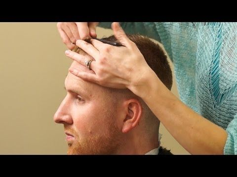 HOW TO CUT A HIGH AND TIGHT // short tapered mens haircut - YouTube