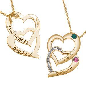 Fine Jewelry Personalized Heart Family Bracelet HJi5p