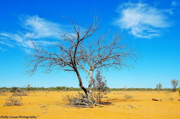 Eulo, Outback Qld