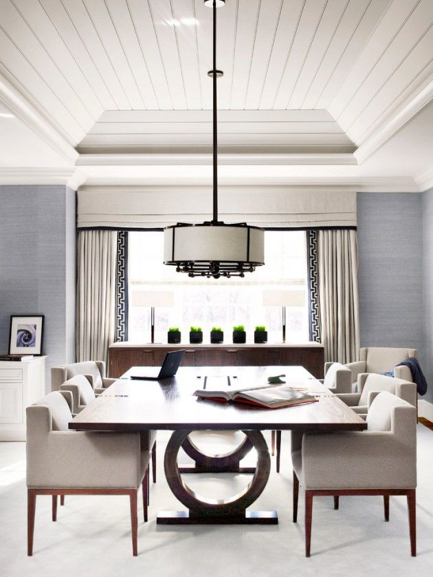 Simple Dining Room Decor For A Transitional Season: 17 Best Ideas About Transitional Dining Rooms On Pinterest