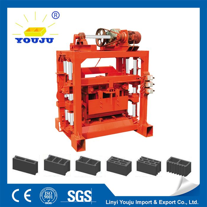manual block machine,low cost