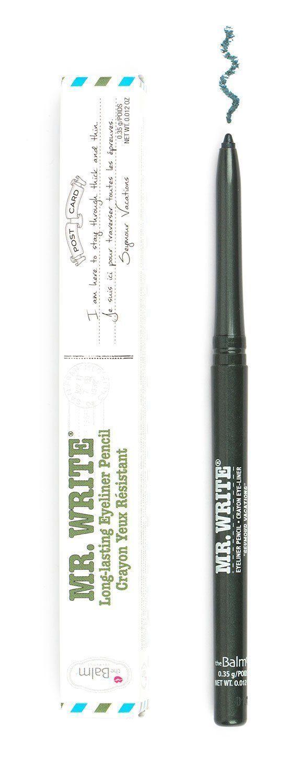 theBalm Cosmetics Mr. Write® Long Lasting Eyeliner Pencil (Seymour Vacations)  #eyeliner #liners #theBalm