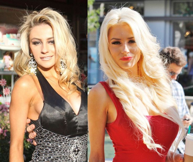 Did Courtney Stodden get a nose job, or did she just tone down the drag makeup? - CeleBitchy