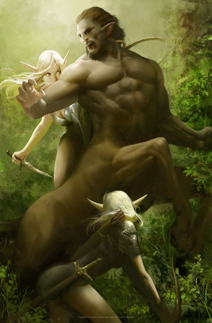 Gay Fantasy Art