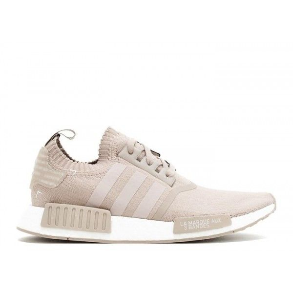 buy authentic french beige vapour grey white mens authentic adidas nmd  runner originals r1 pk