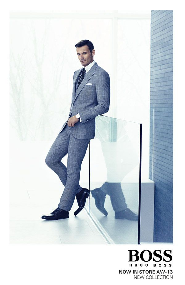 Hugo Boss, New Collection, Now in Store Aw-13