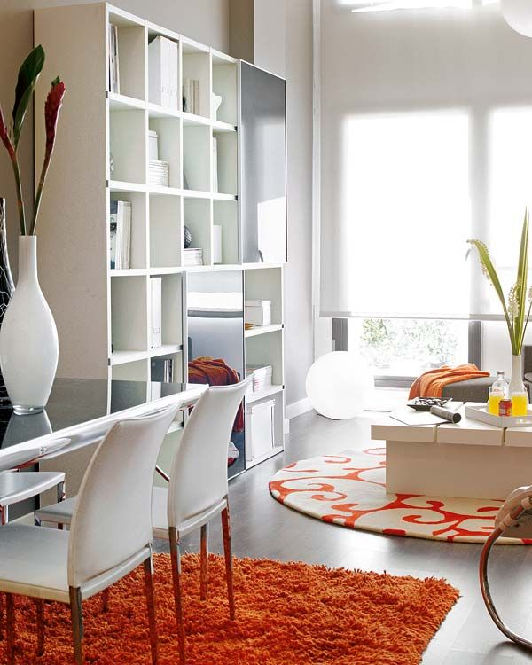 11 Small Apartment Design Ideas Featuring Clever And Unusual Furnishing Strategies