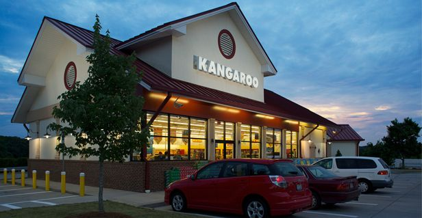 Kangaroo Express now has Little Ceaser's pizza inside some of their locations #NC #NorthCarolina #fastfood #pizza