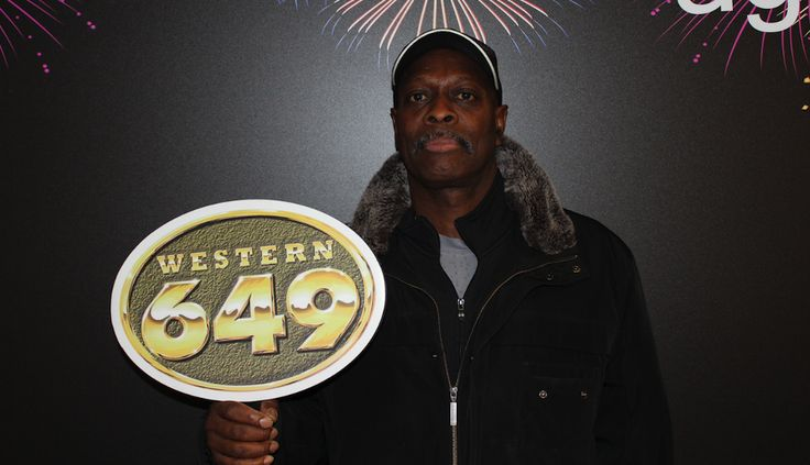 Playing same lotto numbers for years pays off for Edmonton man
