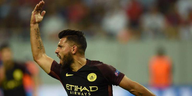 Bos Manchester City, Josep Guardiola, mengatakan bahwa Sergio Aguero akan turun sebagai starter di laga Liga Champions melawan Barcelona.