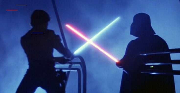 Lightsaber Fight Star Wars Lightsaber fight #lightsaber #fight ,  lichtschwert kampf , combat au sabre laser , l… in 2020   Star wars poster,  Lightsaber, Lightsaber fight