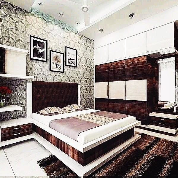 Bought A New Home Your Search For Home Interiors End Here Customize Home Interior P Luxury Bedroom Decor Bed Design Modern Bedroom Bed Design