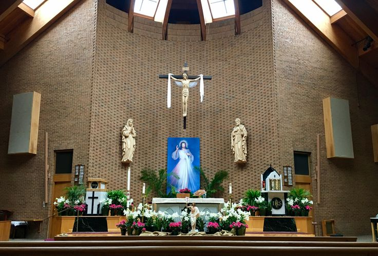 Saint Timothy's Catholic Church in Chantilly, VA