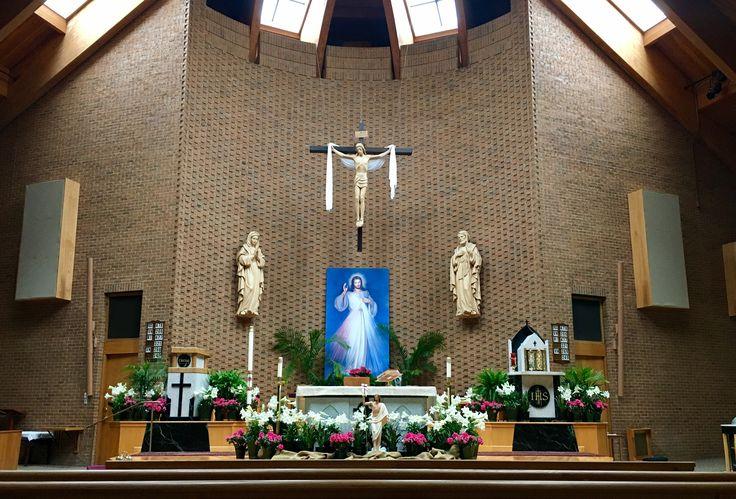 Saint Timothy's Catholic Church in Chantilly, VA