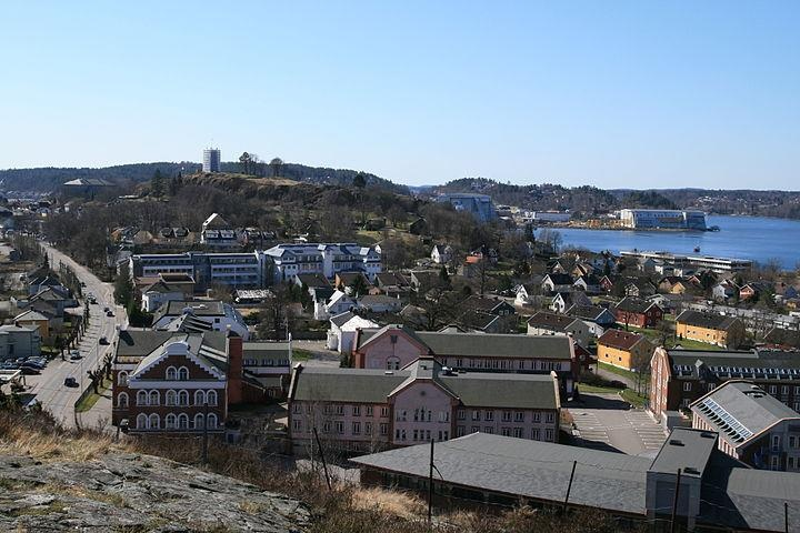 Tonsberg norway - my mother grew up here . i love it there (during the summer!).