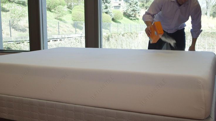 Learn how to clean a mattress from the pros at Consumer Reports. Tip: A vacuum cleaner and some baking soda should do the trick.