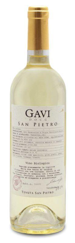 Gavi Docg San Pietro Bio