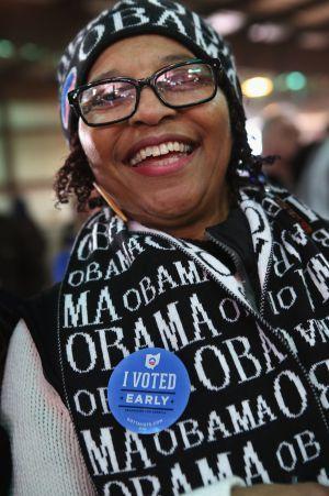 Los afroamericanos de Ohio se movilizan para reelegir a Obama   Internacional   EL PAÍS