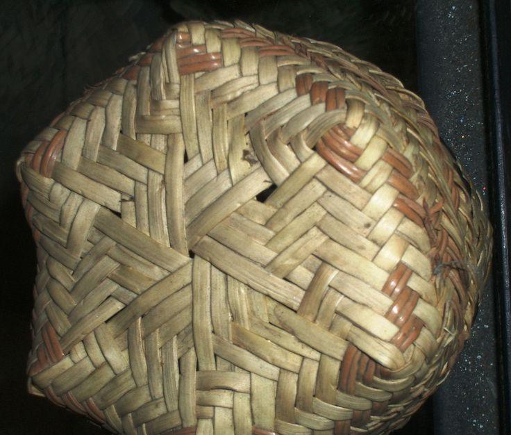 Tarahumara pine needle tiny woven baskets | Flickr - Photo Sharing!