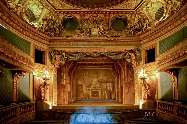 50 best images about louis xvi architecture on pinterest for Theatre du petit miroir