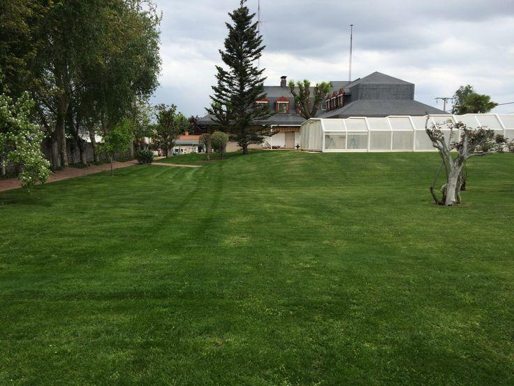 Mantenimiento de jardines en valladolid empresa for Mantenimiento de jardines
