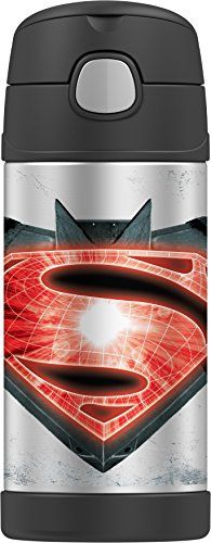 [$10.06 save 44%] Amazon Lightning Deal 73% claimed: Thermos Funtainer 12 Ounce Bottle Batman V Superman #LavaHot http://www.lavahotdeals.com/us/cheap/amazon-lightning-deal-73-claimed-thermos-funtainer-12/137509