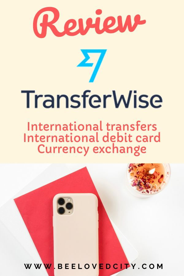 Transferwise Review Service App Card Traveling By Yourself