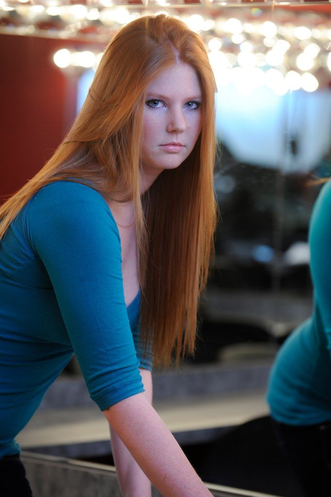 Kayla Ruhl   Natural Redheads in 2019   Red Hair, Redheads ...