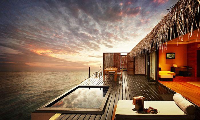 Adaaran Prestige Vadoo - Maldives - Overwater Bungalows